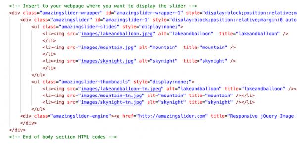 slider-html-code